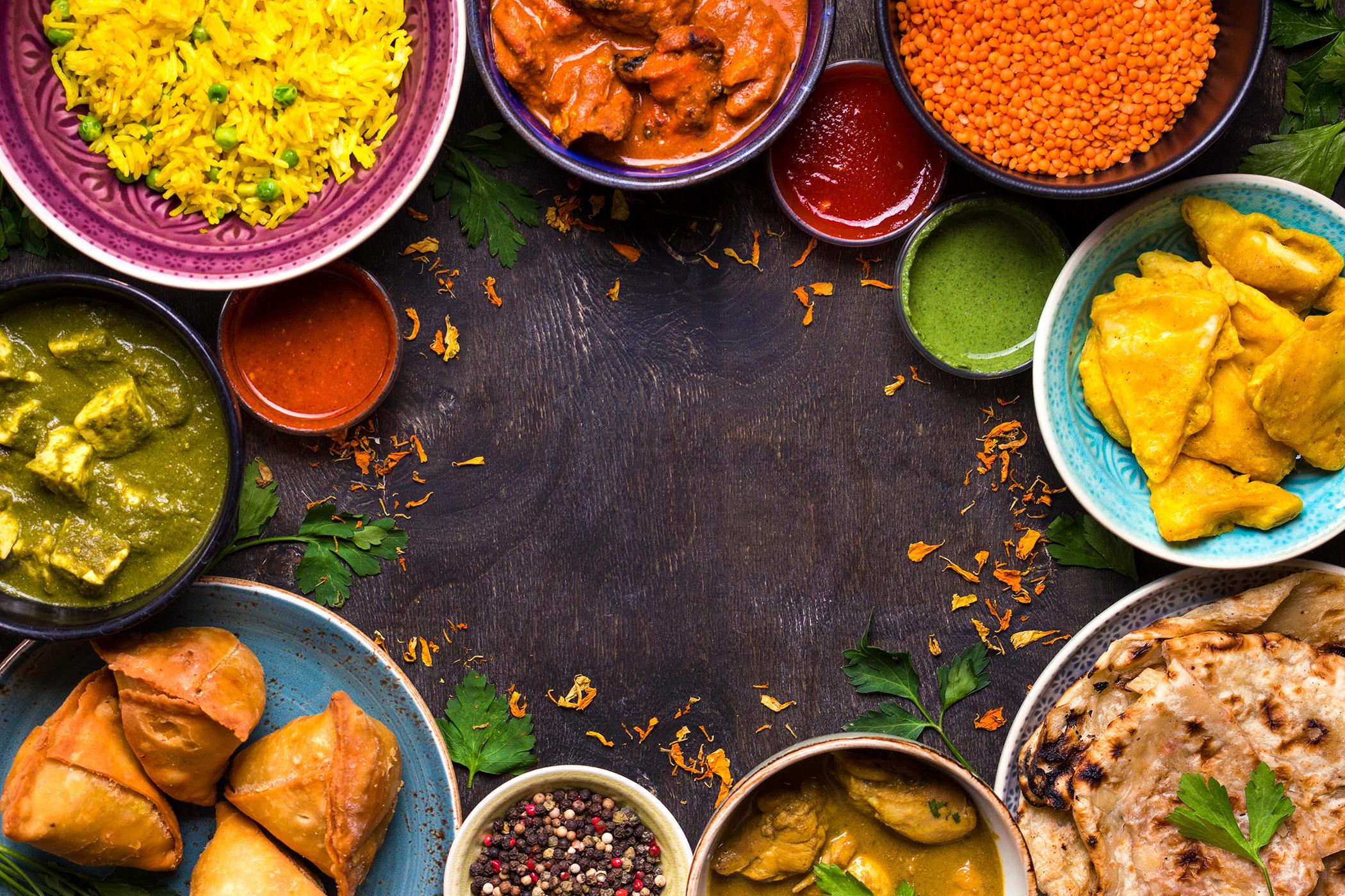 authentisches indisches Essen in Überlingen